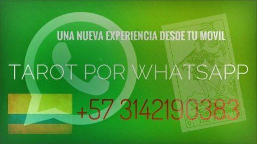 Lectura de tarot por whatsapp  | tarot profesional | tarot por whatsapp Bogota – Colombia